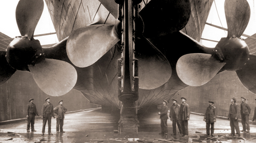 Bild för Titanic the Exhibition 15 november, 2018-11-15, Galleri Fredstan