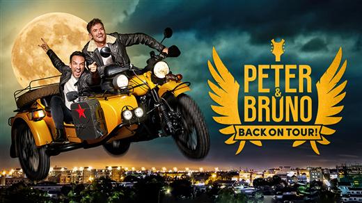Bild för Peter & Bruno – Back On Tour!, 2022-03-10, UKK - Stora salen