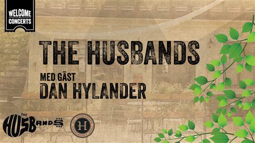 Bild för The Husbands med gäst Dan Hylander, 2018-07-20, Hava Skafferi & Salonger