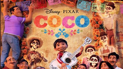 Bild för Coco (Sv. tal) (7år), 2018-02-04, Biosalongen Folkets Hus