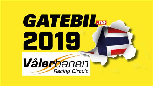 Bild för Gatebil Vålerbanen 24-26.mai 2019, 2019-05-23, NAF Trafikksenter Vålerbanen
