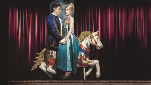 Bild för Askungen från Kungliga Operan, 2018-02-03, ROYAL-biografen