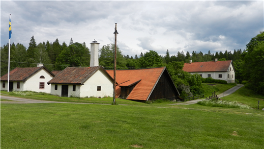 Bild för Dramatiserad visning i Häfla 11.00, 2019-09-07, Häfla Hammarsmedja