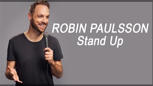 Bild för Robin Paulsson Stand Up, 2020-03-26, Charles Dickens Pub & Restaurang
