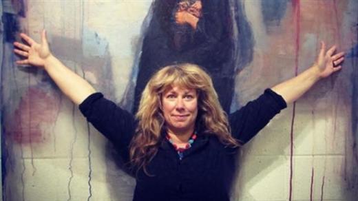 Bild för Stina Wollter, 2018-10-17, Folkets Hus Motala Teatersalongen