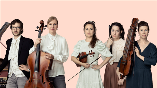 Bild för 201120 Lynx Ensemble / Baroque Tales, 2020-11-20, Stallet - Världens Musik