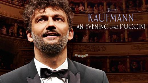 Bild för Jonas Kaufmann : En afton med Puccini, 2016-08-27, Emmboda Folkets Hus