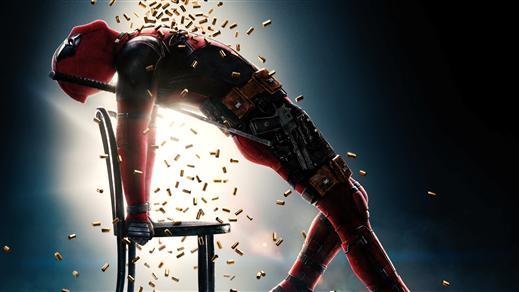 Bild för Deadpool 2, 2018-05-20, Bräcke Folkets hus