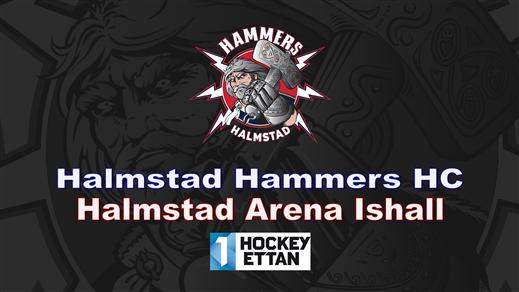 Bild för Halmstad Hammers HC - IF Troja/Ljungby, 2019-10-04, Halmstad Arena