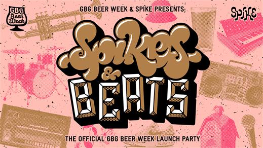 Bild för Spikes & Beats: Opening party Gbg Beer Week 2020, 2020-03-27, Nefertiti Jazz Club