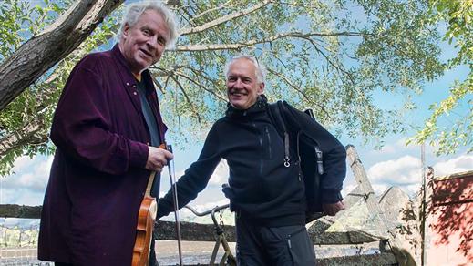 Bild för 190217 Matti Andersson & Nils-Erik Sparf, 2019-02-17, Stallet - Världens Musik