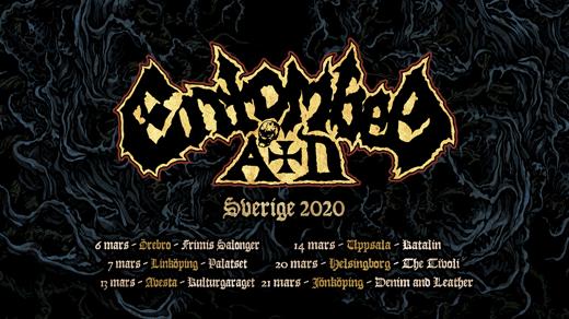 Bild för Entombed A.D., 2020-03-14, Katalin
