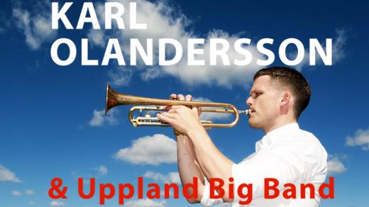 Bild för Uppland Big band med Karl Olandersson, 2019-05-15, Katalin