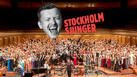 Bild för Stockholm Sjunger våren 2017 Onsdagar Åsö, 2017-02-02, Åsö Gymnasiums aula