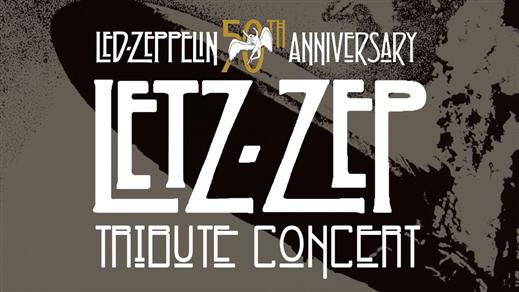 Bild för Led Zeppelin 50 års jubileum - tributekonsert, 2019-04-30, RESTAURANG TRÄDGÅR'N