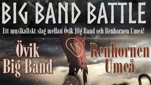 Bild för Big Band Battle, 2020-03-14, Bruksgården