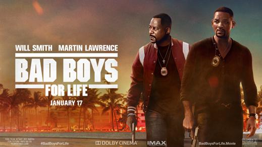 Bild för Bad Boys For Life, 2020-01-17, Emmaboda Folkets Hus