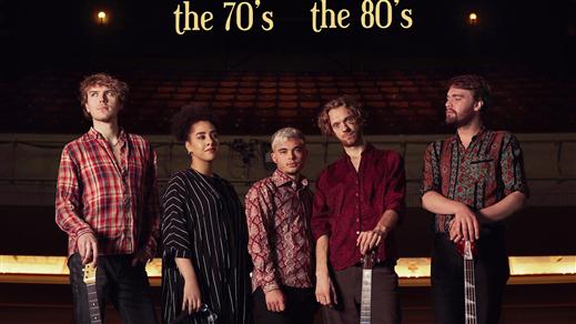 Bild för 3 X THE APRICOTS: 70s vs. 80s, 2020-03-24, Engelen