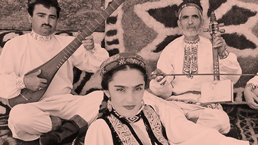 Bild för Badakhshan Ensemble, 2018-10-20, UKK - Restaurangen/Sal D