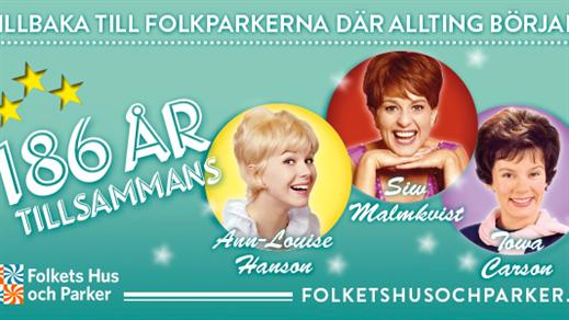 Bild för 186 år tillsammans, 2018-07-27, Lilltorpet, Faluns Folkpark