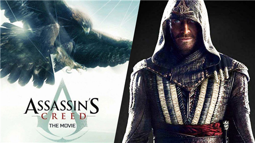 Bild för Assassin's Creed (Sal2 15år kl.20:15 1t55m), 2017-01-19, Saga Salong 2
