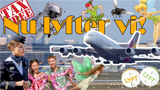 Bild för Nu Lyfter Vi! Katte Sam/Hum Studentskiva 2020, 2020-08-04, Flustret