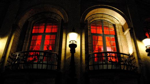 Bild för Spökvandring på teatern, 2016-11-03, Teaterrestaurangen