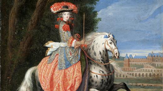 Bild för Om män och kvinnor i sadeln på 1600-talet, 2020-03-27, Historiska museet