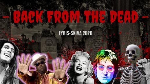 Bild för Back from the dead, Fyris, 2020-05-25, Flustret