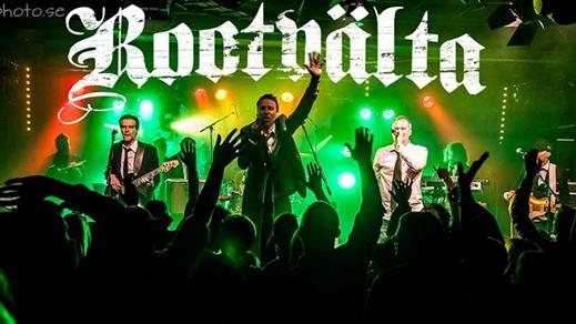 Bild för Rootvälta - The Farewell Tour, 2016-09-17, Göta Källare