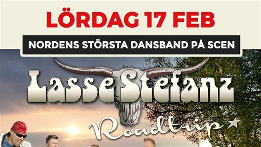 Bild för Lasse Stefanz, 2018-02-17, Björksäter Event Hässleholm
