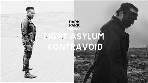 Bild för Light Asylum + Kontravoid, 2019-08-10, Hus 7