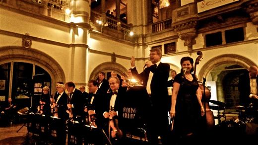 Bild för Inställt: Solskensorkesterns - Jubileumskonsert, 2020-11-01, Sal B - Numrerad sittplats