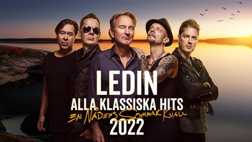 Bild för LEDIN - Alla Klassiska Hits, 2022-08-19, Gustavsvik