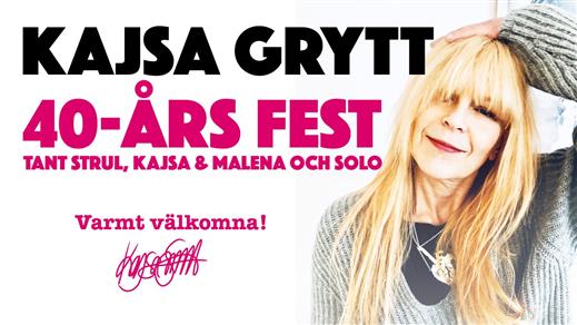 Bild för Kajsa Grytt, 2019-12-06, Palatset