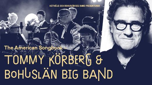 Bild för Tommy Körberg och Bohuslän Big Band, 2020-09-03, Jönköpings Konserthus Elmia #2