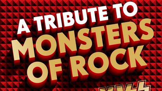 Bild för A TRIBUTE TO MONSTERS OF ROCK, 2016-12-29, The Tivoli