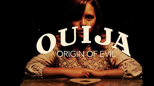 Bild för Ouija 2 (Sal.3 15år 21:00 1h39min), 2016-11-01, Saga Salong 3