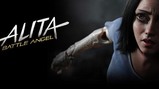 Bild för Alita: Battle Angel, 2019-02-21, Kulturhuset i Svalöv