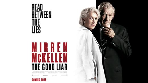 Bild för The Good Liar, 2020-01-09, Kulturhuset i Svalöv