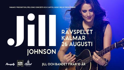 Bild för Jill Johnson, 2017-08-26, Rävspelet, Fredriksskans Kalmar