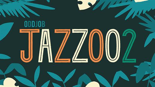 Bild för Oddjob Jazzoo 2 - kl. 13.00, 2019-01-27, Fasching