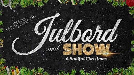 Bild för Julbord & show på Frimis Salonger 2016, 2016-11-23, Frimis Salonger