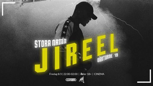 Bild för JIREEL, 2019-03-08, Cinema