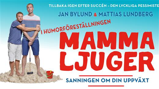 Bild för Mamma Ljuger - Härnösand, 2019-10-22, Härnösands Teater