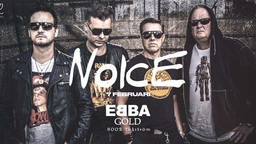 Bild för Noice + Ebba Gold på Liljan, 2020-02-07, Liljan