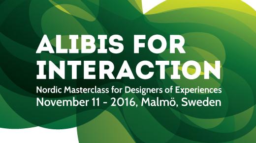 Bild för Alibis for Interaction 2016, 2016-11-11, Tangopalatset