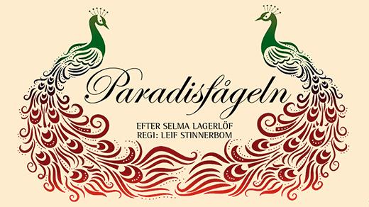 Bild för Paradisfågeln - Unga Västanå, 2019-01-12, Västanå Teater, Sundgatan 13