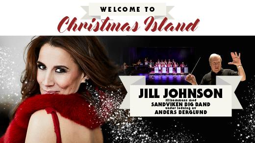 Bild för Jill Johnson - Welcome to Christmas Island, 2018-11-19, Idun, Umeå Folkets Hus