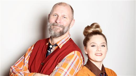 Bild för 'Nya Friska Tage' - Kalle Lind & Mimi Terris, 2019-10-04, Mejeriet (Numrerad)